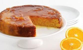 Апельсиновий пиріг в мультиварці: 2 рецепта