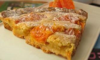 Апельсиновий пиріг в мультиварці: шарлотка і десерти з горіхами