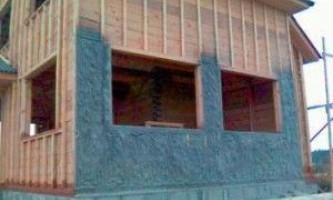 Чим, як краще утеплити будинок, стіни будинку зовні?