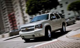 Chevrolet tahoe 2017 - відео, фото, ціна, характеристики