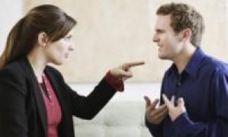 Що ніколи не можна говорити чоловікам?