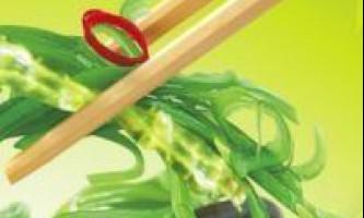 Чука салат: рецепт, користь