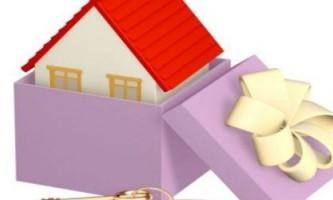 Дарчий на квартиру: як правильно оформити?