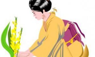 Японська ікебана - мистецтво передавати почуття
