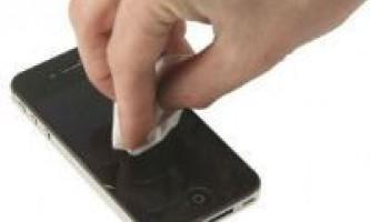 Як позбутися від подряпин на айфоне