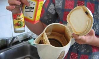 Як очистити чайник від накипу - корисні поради від інтернет-видання «вм»
