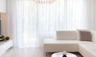 Як відбілити тюль швидко і в домашніх умовах