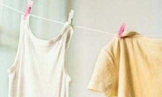 Як відіпрати йод з одягу