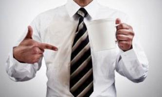 Як відіпрати кавові плями