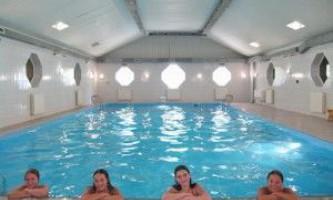 Як схуднути за допомогою басейну