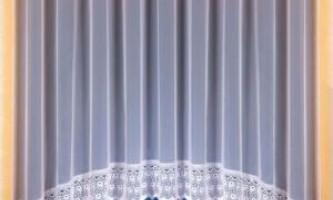 Як випрати тюль, щоб стала білосніжною?