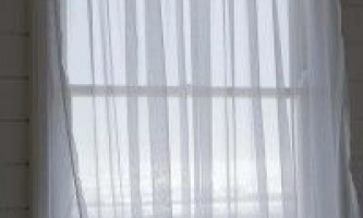 Як в домашніх умовах відбілити тюль?