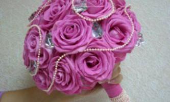 Як вибрати букет квітів для незвичайного весілля