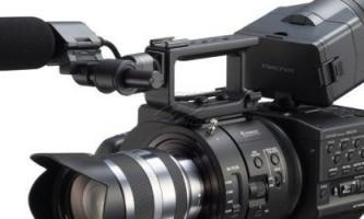 Як вибрати цифрову відеокамеру: основні параметри