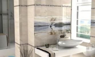 Яка плитка краще для ванної кімнати - якого виробника?