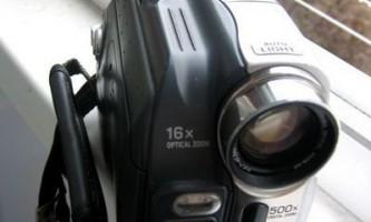 Яку вибрати відеокамеру для домашнього використання