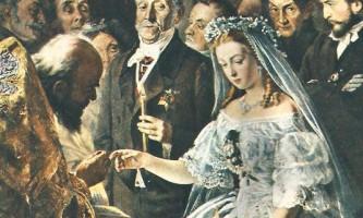 Картина пукиреву «нерівний шлюб»