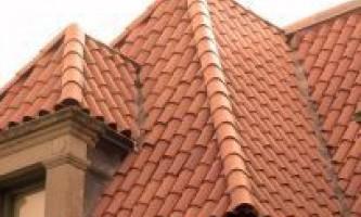 Покрівельні матеріали для дахів. Про видах покрівельних матеріалів
