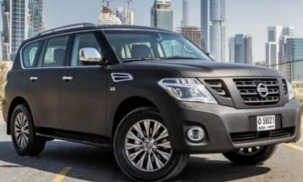Nissan patrol 2017 - відео, фото, ціна, характеристики