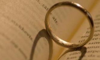 Чому шлюб називається шлюбом?