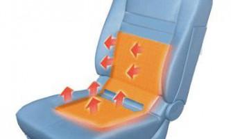Підігрів сидінь автомобіля - інструкція по підключенню від видання «вм»