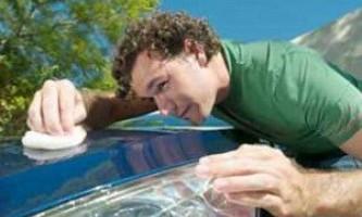 Полірування автомобіля в домашніх умовах