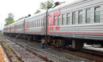 Правила для пасажирів в поїзді