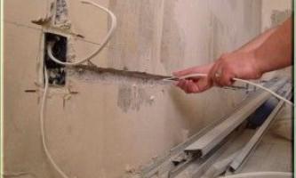 Ремонт проводки своїми руками: електропроводка в будинку