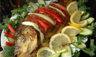 З чим з продуктів поєднується риба