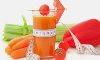 Соки для схуднення