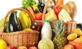 Список продуктів на новий рік