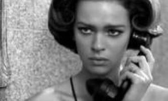 Телефонні сумніви жінок