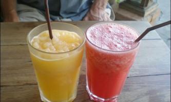 Туризм - національні напої таїланду