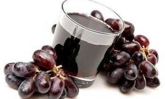 Виноградний сік - користь чи шкода, властивості, рекомендації щодо вживання